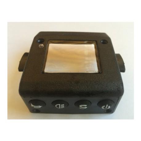 cache ou capot de protection de l'écran LCD de la E-TWOW