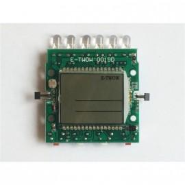 Ecran LCD pour E-Twow Vert monochrome