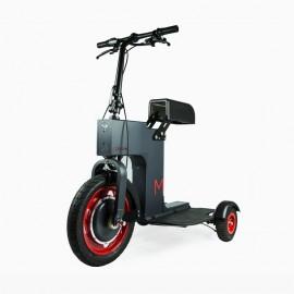 M-Scooter noir