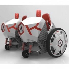 Gyrorollers RocketSkates R-8 Eco Riders
