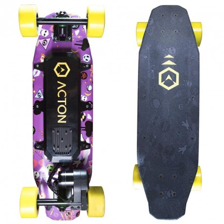 Blink Board Purple Pattern