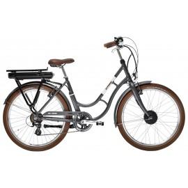 Vélo à assistance électrique Gitane E-Zumba en gris