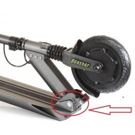 E-Twow oreille attache AV pour axe pliage