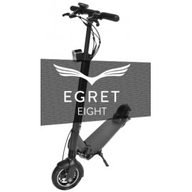 Trottinette électrique Egret Eight vue de face