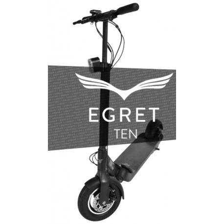 Trottinette électrique Egret Ten V2 vue Générale