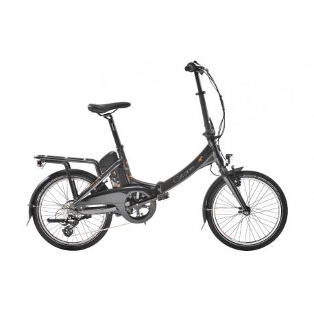 Vélo électrique Gitane E-Nomad vu de profil