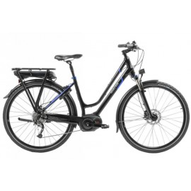 Vélo à assistance électrique Matra I-Step Phantom Perfo D9