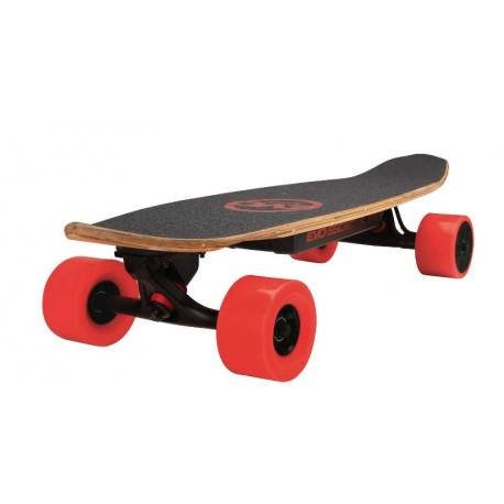 Skateboard électrique EVO SSC vu de trois quarts