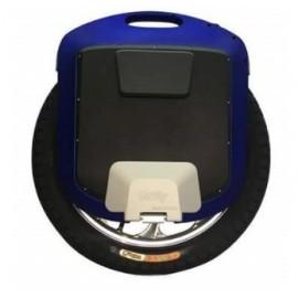 Monocycle électrique Monster Gotway Bleu vu de profil