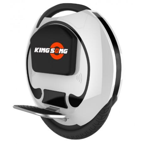 Gyroroue KS-16 B King Song vue de trois quarts
