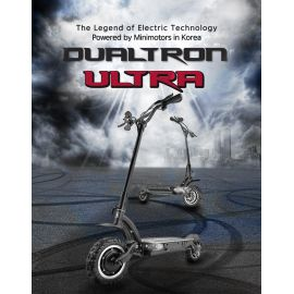 Trottinette électrique Dualtron II ULTRA