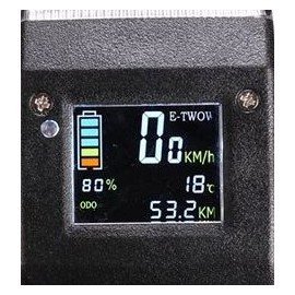 Display LCD couleur pour Etwow Booster Plus
