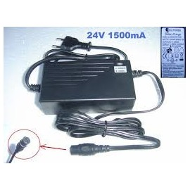 chargeur 24V trottinette electrique razor E300 E100