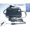 Chargeur 24V trottinette électrique Razor E300 E100