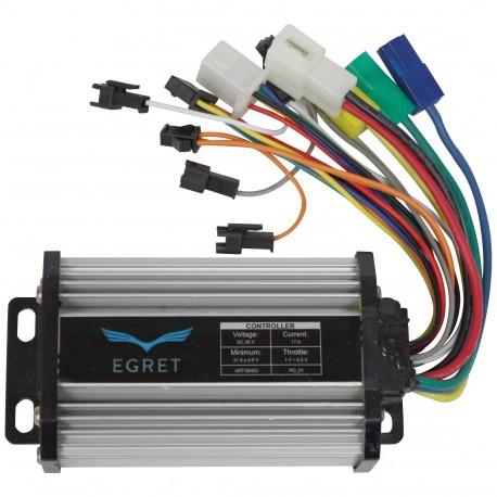 Le controlleur de la batterie pour EGRET One