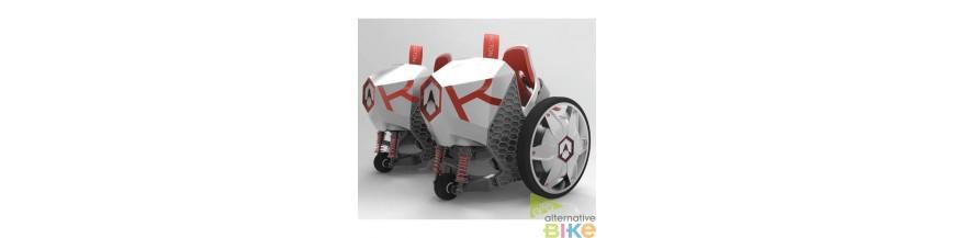 Gyroskate / rollers